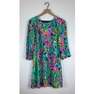 NWOT Lilly Pulitzer Carol Shift Dress in Hot Spot